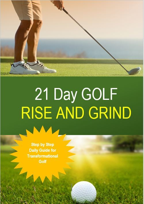 21 Day Golf Improvement
