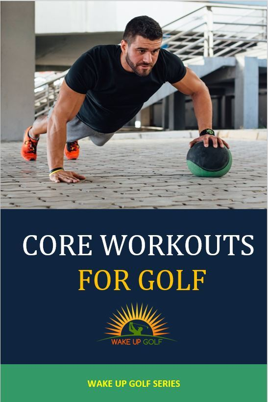 Core Workouts For Golf
