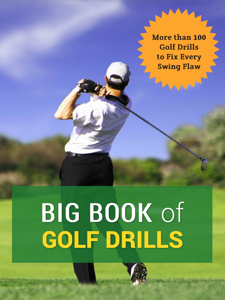 Big Book of Golf Drills